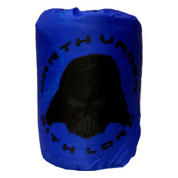 Jay Franco and Sons - Star Wars Sleeping Bag Darth Vader Slumber Set - FEATURES: