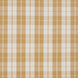 Gold And White Plaid Cotton Heavy Duty Upholstery Fabric By The Yard - Solid cotton canvas upholstery fabric are great for upholstery, bedding, window treatments and all other fabric related projects. This material is preshrunk 12 ounce cotton, and finished with Teflon for enhanced stain resistance. Solids are excellent for correlating with. Of course, they will look good alone too!