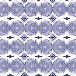 Fabric - 125-7 blue fabric.  Available in various fabrications for sale by the yard and swatch.