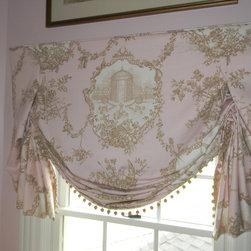 Girl's Bedroom - DK Fabrics