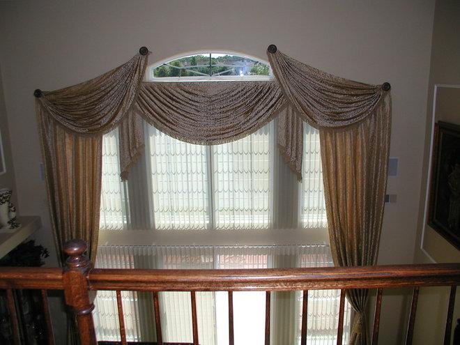 High Ceiling Curtains