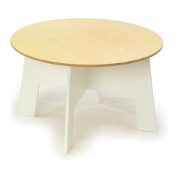 OFFI - Play A Round Activity Table - Designed by Roberto Gil, part of the OFFI Mini Drawer and Store Collection.