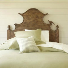 eclectic headboards by Ballard Designs