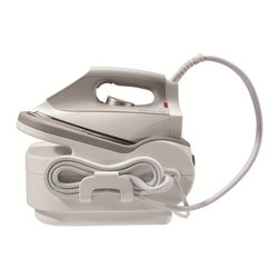 Rowenta - Rowenta Pro Iron Steam Station - High Steam Power: continous penetrating steam for fast and effortless ironing