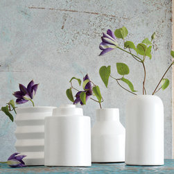 West Elm - Shane Powers for West Elm garden vessels - Photography courtesy of West Elm