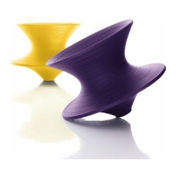Magis - Spun Chair | Magis - Design by Thomas Heatherwick, 2010.