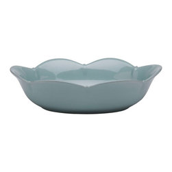 Casafina - Oval Serving Bowl - The Meridian stoneware collection offers a wide variety of dinnerware items as well as serving pieces.