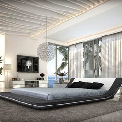 Bedroom Ideas - Platform Beds: A Stylish Alternative To A Mattress And Box Sprin - Bedroom Ideas - Platform Beds: A Stylish Alternative To A Mattress And Box Spring - http://www.homethangs.com/blog/2014/08/platform-beds-a-stylish-alternative-to-a-mattress-and-box-spring/