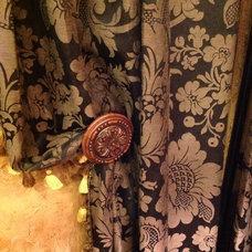 by Avanti Designs...Custom Draperies and Bedding.