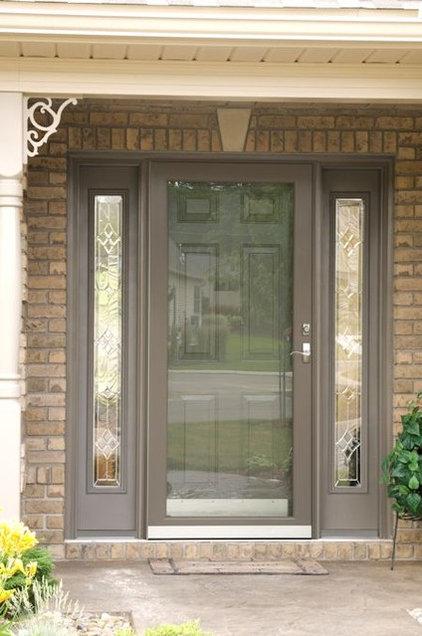 Screen Doors by Lifetime Aluminum