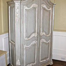 Traditional Armoires And Wardrobes by Arborwoods Manor