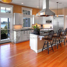 Contemporary Kitchen by Heidelberg Wood Flooring