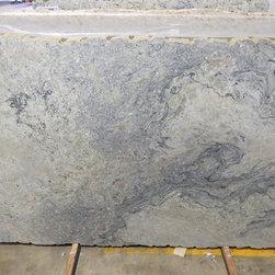 Wavy White / White Piracema Granite - Stone Center