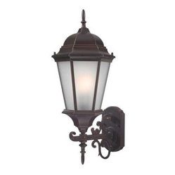 Design Outdoor Lanterns. Coach Traditional Wall-Mount 22.75 in. Outdoor Old Bron