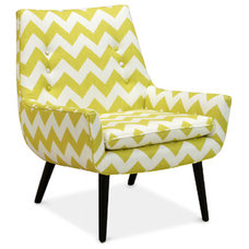 Living Room Chairs by Jonathan Adler