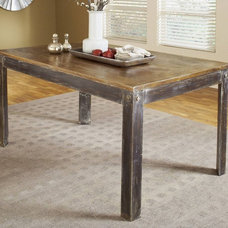 Rustic Dining Tables by Amazon