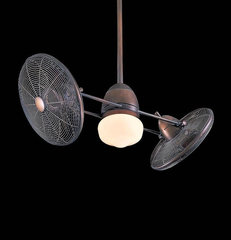 eclectic ceiling fans by Ceiling Fan Universe