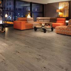 Wood Flooring by California Cushion & Carpet