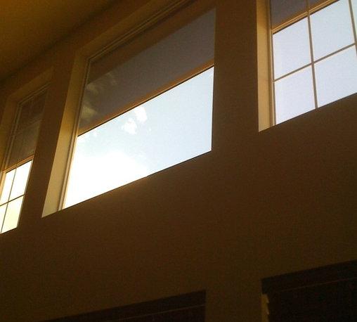 Kelley Exterior Solar Screen - Roberts Drapery
