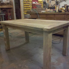 Traditional Dining Tables by The Reclaimed Barnwood Co.
