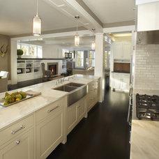 Traditional Kitchen by DiGiacomo Homes & Renovation