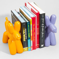 Eclectic Bookends by Fred Flare