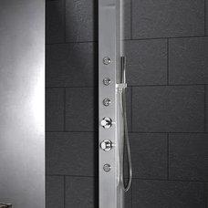 Contemporary Showers by Atlas International, Inc.