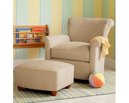 Contemporary Rocking Chairs And Gliders by The Land of Nod