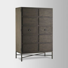 Modern Armoires And Wardrobes by West Elm