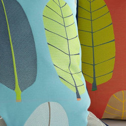 Donghia Showroom - Brentano: Claypso and Hula Fabrics