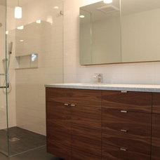 Bathroom by Semihandmade