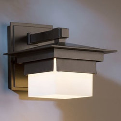 Bungalow Outdoor Wall Sconce by Hubbardton Forge -