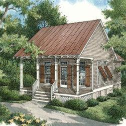 House Plan 45-334 -