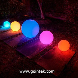 rechargeable led ball,LED outdoor furniture - rechargeable led ball,LED outdoor furniture,LED Colour Changing Ball,Ball Disco Decoration Light,Wedding Decoration LED Light Ball