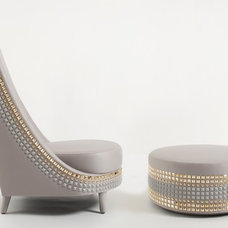 Contemporary Accent Chairs by Lee Broom