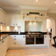 Traditional Kitchen by Paul Leach Photography