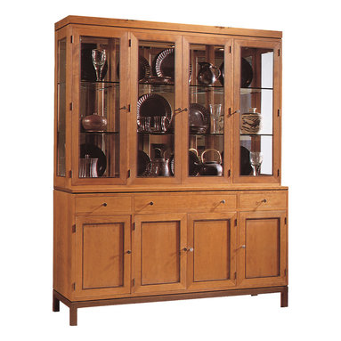 Stickley China Top 7741 and Stickley Buffet 7740 -