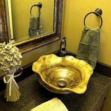 Bathroom Sinks by Luxe Homes and Design