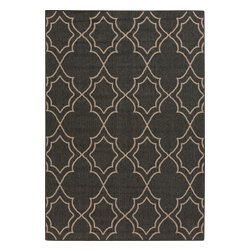 """Surya - Surya Alfresco ALF-9590 (Dark Forest, Taupe) 8'9"""" x 12'9"""" Rug - The beautiful rugs in the Alfresco Collection can be used on the porch, deck, and patio or hose them down and use them in your kitchen, sunroom, or bathroom! This versatile collection offers rugs that are stain, humidity, and UV ray resistant. Complement your home dEcor with the beauty of Alfresco rugs that flow smoothly with your lifestyle. -100% Polypropylene -Outdoor -Made in Egypt"""
