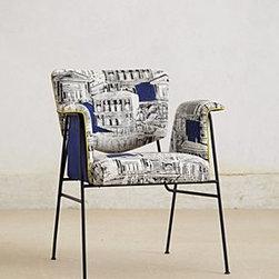 Draga Obradovic - Vintage Architecture Chair - *By Draga Obradovic