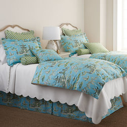 Legacy Home Peaceful Temple Bedding -