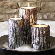 Contemporary Candles by Pottery Barn