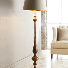 Traditional Floor Lamps by Horchow
