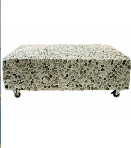 Eclectic Coffee Tables by Moss