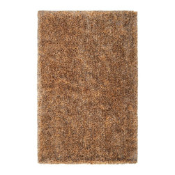 Surya - Surya Plush Sienna Light Cobalt 8'x11' Rectangle Area Rug - The Sienna area rug Collection offers an affordable assortment of Plush stylings. Sienna features a blend of natural Antique White color. Handmade of 100% Polyester the Sienna Collection is an intriguing compliment to any decor.