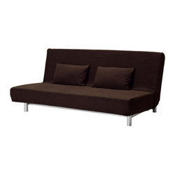 IKEA of Sweden - BEDDINGE HÅVET Sofa bed - Sofa bed, Edsken brown