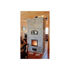 Soapstone Stoves &amp; Soapstone Masonry Heaters Gallery | Dorado Soapstone