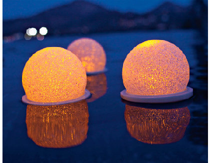 contemporary outdoor lighting by Solutions