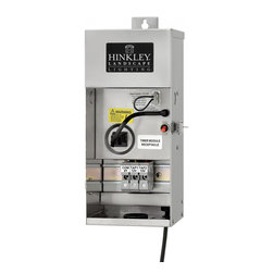 Hinkley - Hinkley Landscape Transformer - 0150SS - This One Light Transformer is part of the Transformer Collection and has a Stainless Steel Finish. It is Outdoor Capable, and Wet Rated.