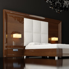 Contemporary Headboards by Macral Design Corp